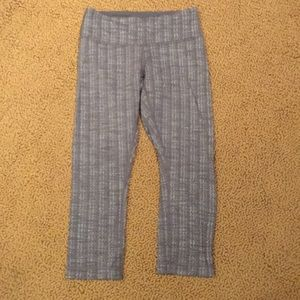 Lulu lemon athletics crop pants